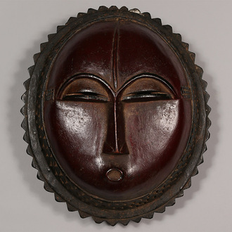Decorative Kpan Mask
