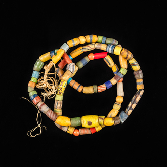 Mixed Sancast Beads