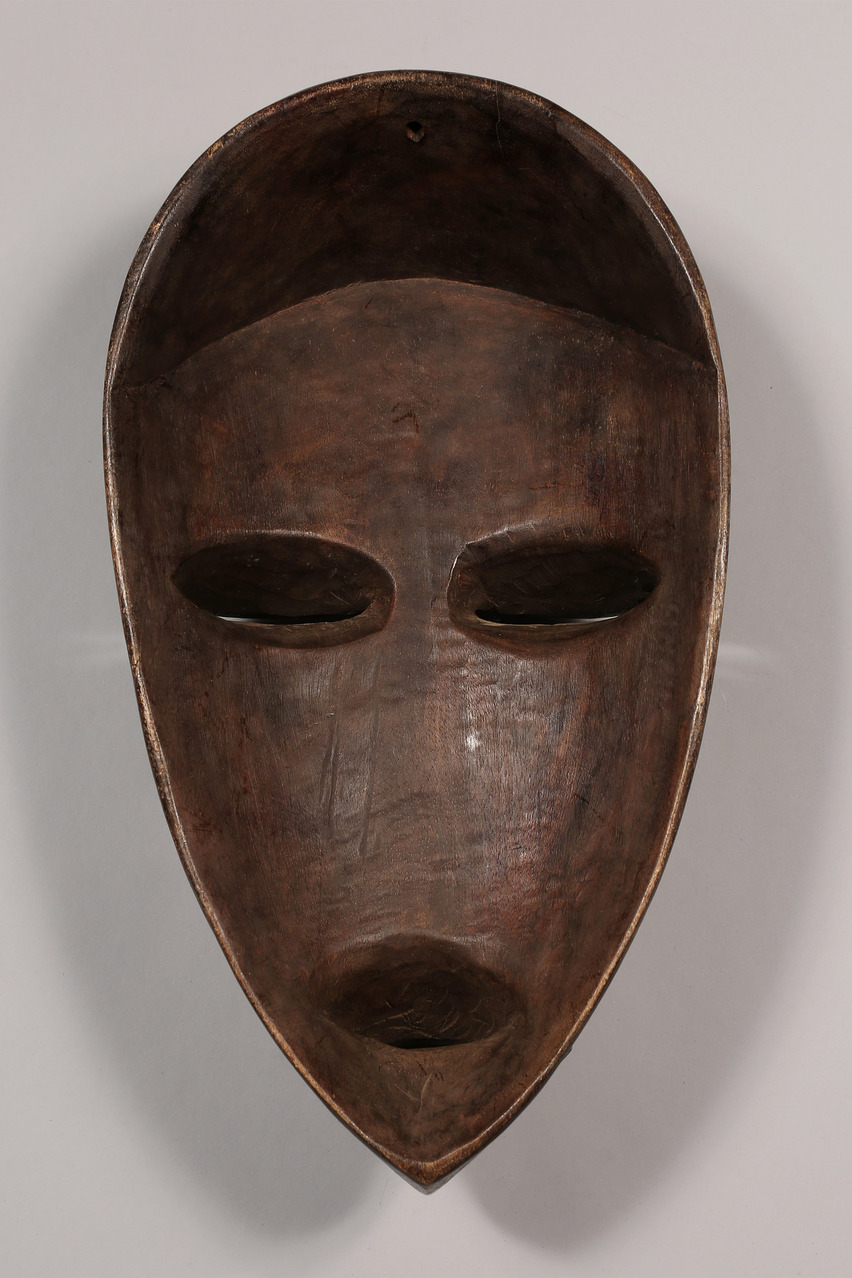Decorative Dan, Mask Ivory Coast