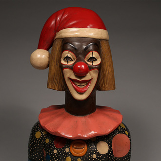 Colonial Figure: A Clown
