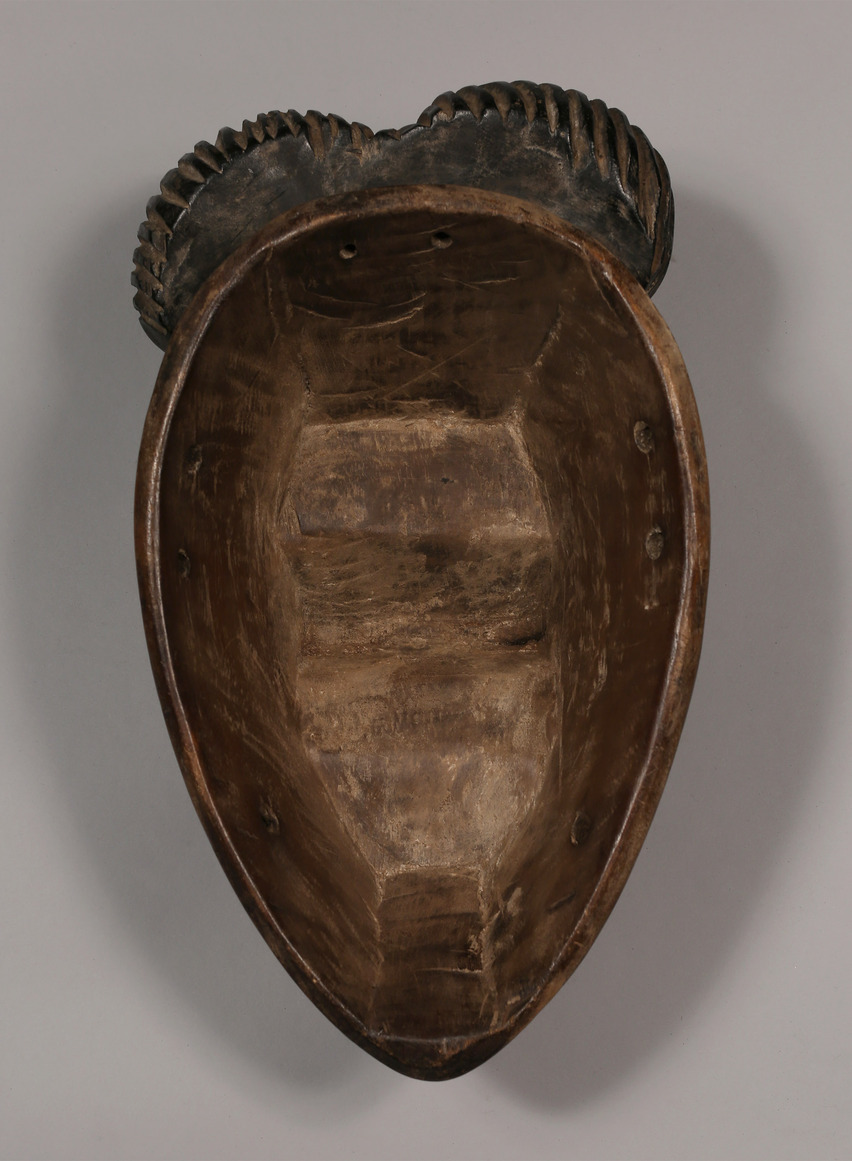 Decorative Mask, Guro, Ivory Coast