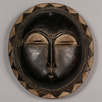 Decorative Baule Moon Mask